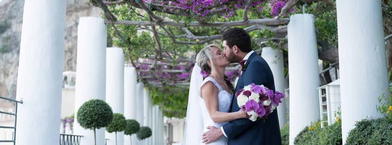 Romantic Wedding in Almalfi